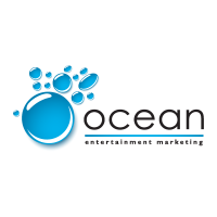 Ocean Entertainment vector logo