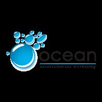 Ocean Entertainment vector logo