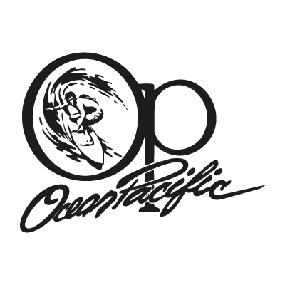 Ocean Pacific logo vector