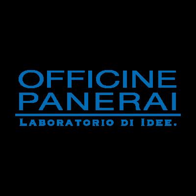 Officine Panerai logo vector