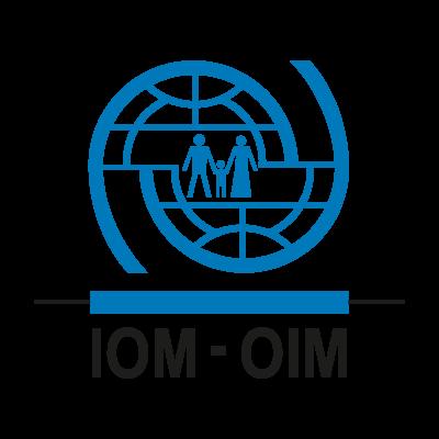 OIM-IOM logo vector