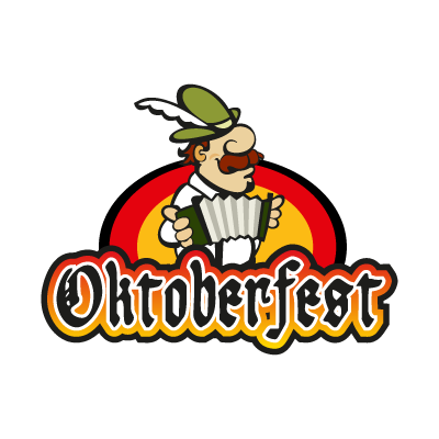 Oktoberfest Beer vector logo