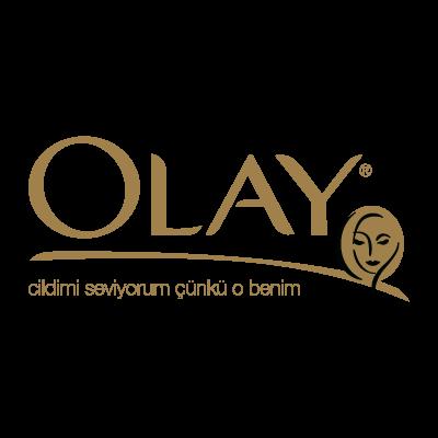 Olay Comestic logo vector