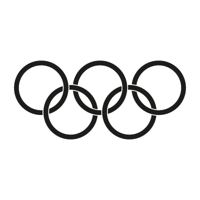 Olympic Games logo vector