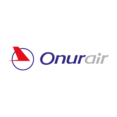 Onur Air logo vector
