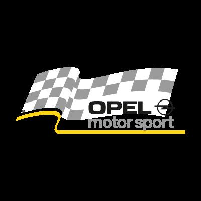 Opel Motorsport logo vector