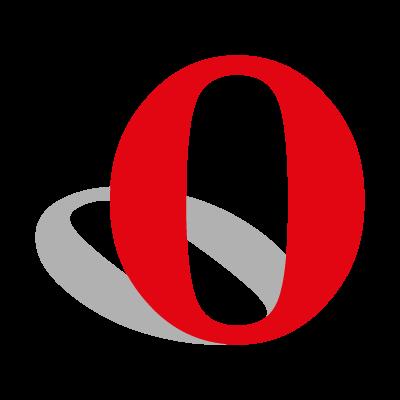Opera Browser logo vector