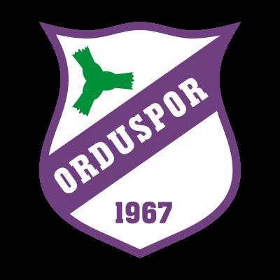 Orduspor logo vector