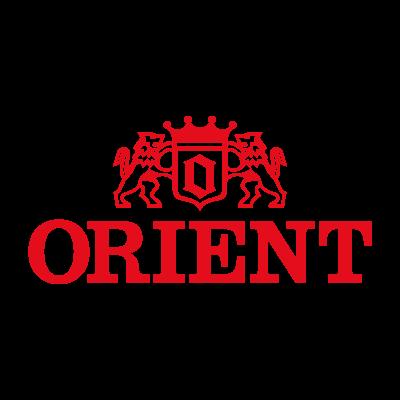 Orient logo vector