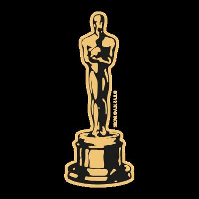 Oscar logo vector