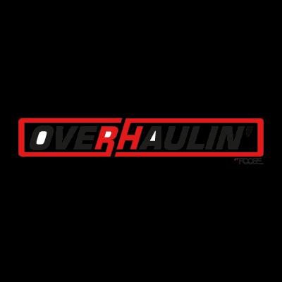 Overhaulin By Foose logo vector