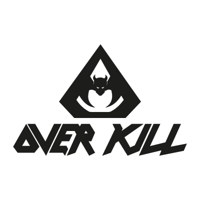 Overkill Band logo vector