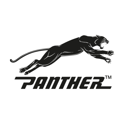 Panther logo vector