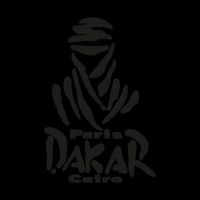 Paris Dakar Cairo logo vector