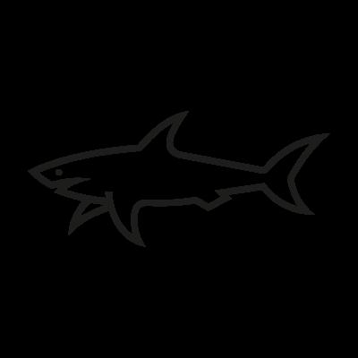 Paul & Shark logo vector