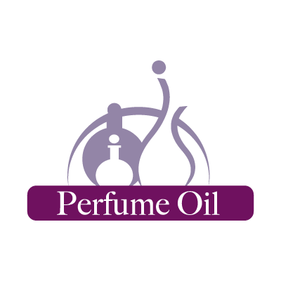 Perfume Oil logo vector