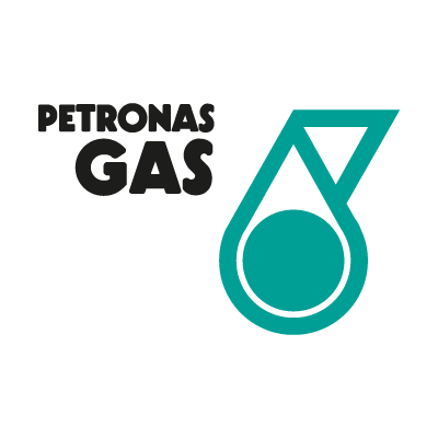 Petronas Gas logo vector