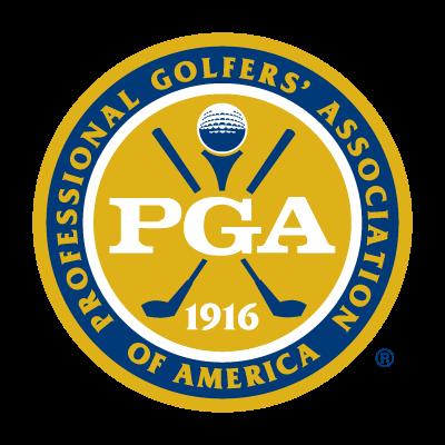PGA logo vector