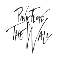 Pink Floyd The Wall vector logo
