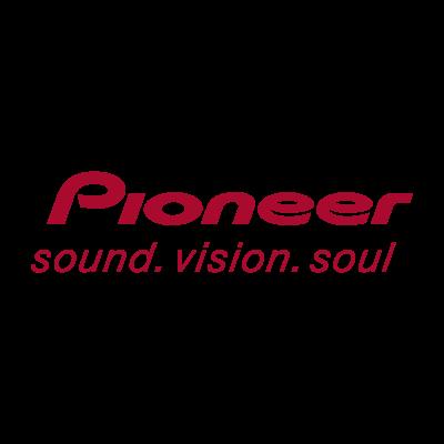 Pioneer (sound.vision.soul)  logo vector