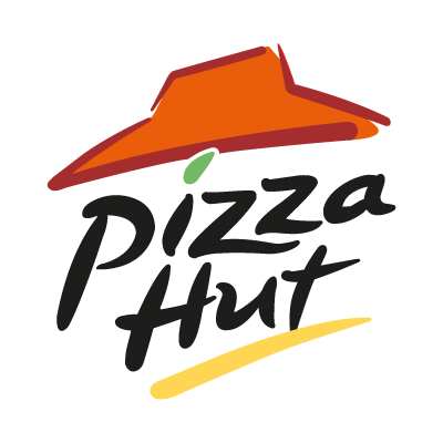 PIZZA HUT (food) logo vector