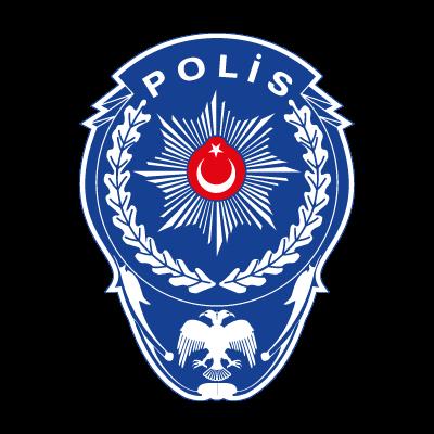 Polis Yildizi Beyaz Defneli logo vector