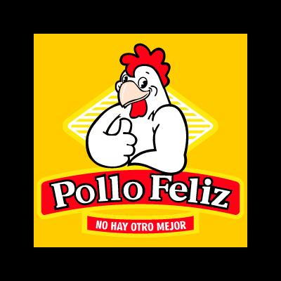 Pollo Feliz logo vector