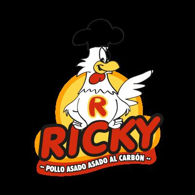 Pollo Ricky logo vector