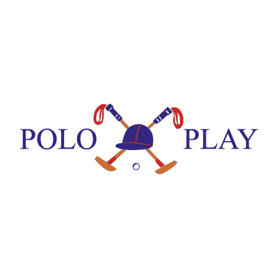 Polo Play logo vector
