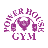 Power House Gym vector logo