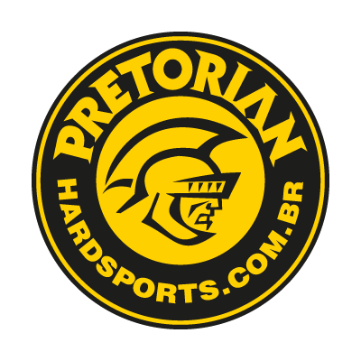 Pretorian Hard Sports logo vector