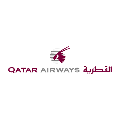Qatar Airways (.EPS) logo vector