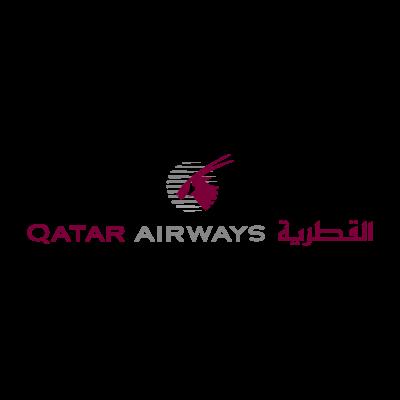 Qatar Airways (.EPS) vector logo - Qatar Airways (.EPS ...  Qatar Airways (...