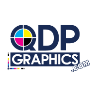 QDP Graphics vector logo