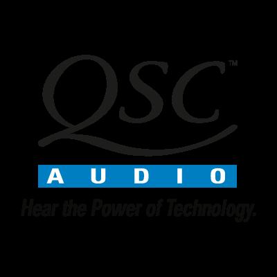 QSC Audio logo vector