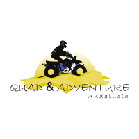 Quad & adventure vector logo