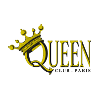 Queen Club Paris vector logo