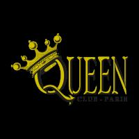 Queen Club Paris vector logo