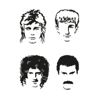 Queen Hot Space vector logo