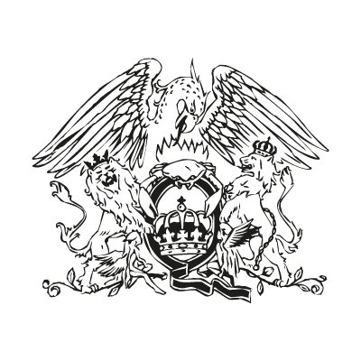 Queen (music band) logo vector