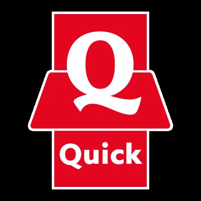 Quick logo vector