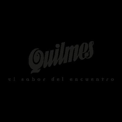 Quilmes beer logo vector