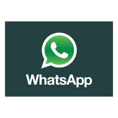 WhatsApp logo vector