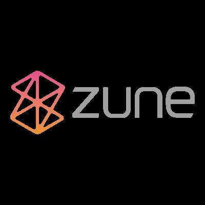 Microsoft Zune logo vector