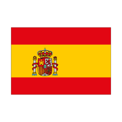 Flag of Spain vector logo download free
