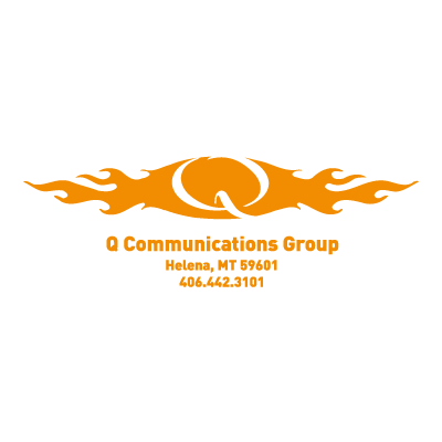 Q Communications logo vector
