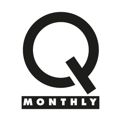 Q Monthly vector logo