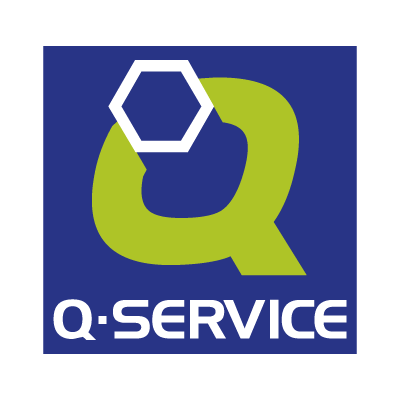 Q-Services logo vector