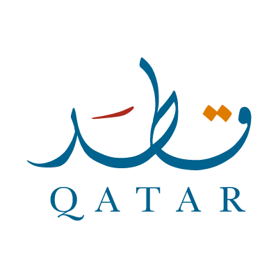 Qatar logo vector