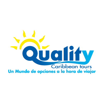 Quality Caribbean Tours logo vector